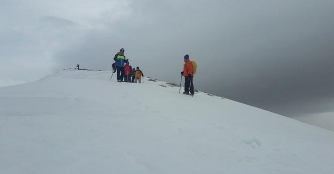 Geleneksel Vatan tepesi tırmanışı yapıldı galerisi resim 4