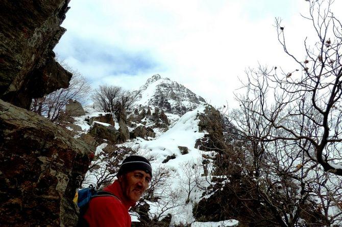 Abdurrezzak dağına kış tırmanışı yapıldı galerisi resim 15