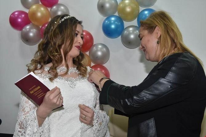 Vali Toprak nikah şahitliği yaptı galerisi resim 10