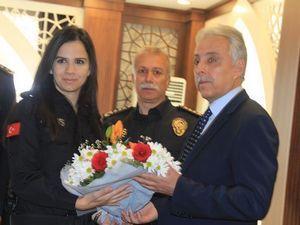 Polis haftası etkinlikleri