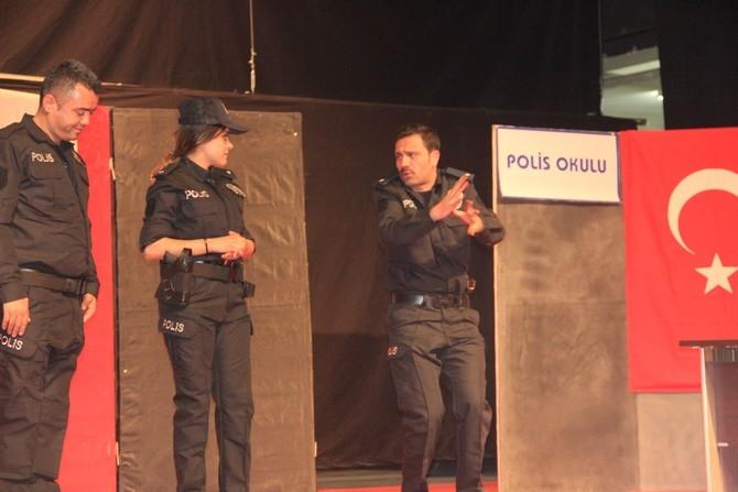 Can evinde polis oyunu sahnelendi galerisi resim 5