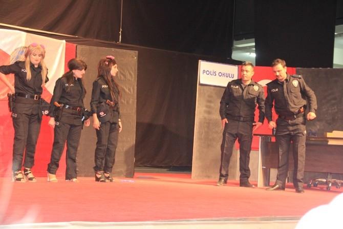 Can evinde polis oyunu sahnelendi galerisi resim 6