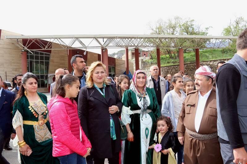 Vali Toprak düğün törenlerini katıldı galerisi resim 1