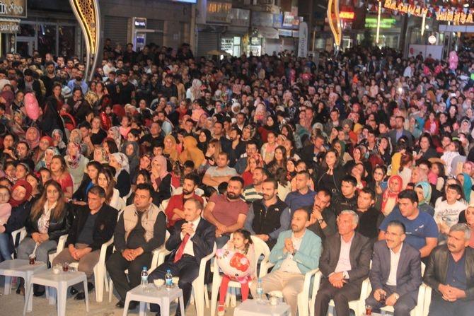 Erzincanlı'nın konserine binler katıldı galerisi resim 1