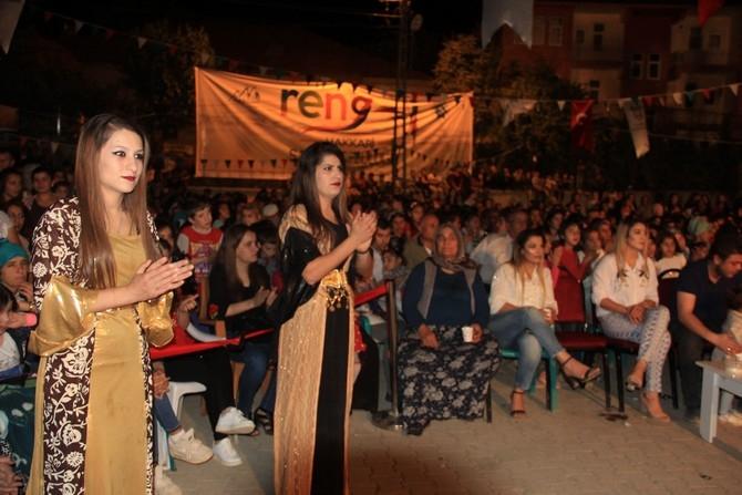 Reng-i Hakkari Çukurca'da konser verdi galerisi resim 1