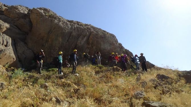 Sümbül dağı zirvesinde görsel şov galerisi resim 2