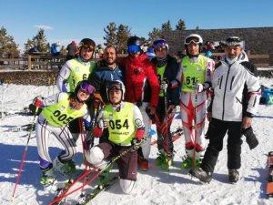U-18 Alp Disiplini Yarışları başladı