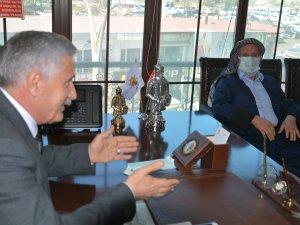Aşiret Lideri Adıyaman'dan Özbek'e ziyaret