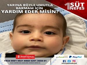 SMA TIP1 Murat'a destek olalım