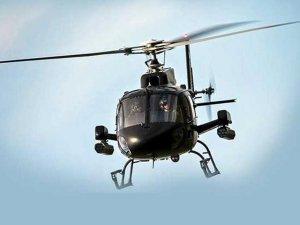 Askeri helikopter düştü: 9 ölü
