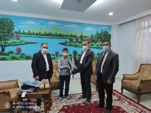 Başkan Bozkurt'tan Demir'e ziyaret!