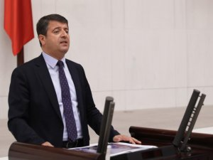 CHP kuraklıkla ilgili kanun teklifi verdi