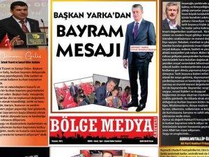 Bölge Medya Gazetesinin yeni sayısı çıktı