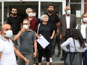 Konya'daki saldırı Hakkari'de kınandı