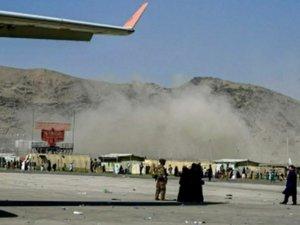 Havalimanı'nda ard arda patlamalar!