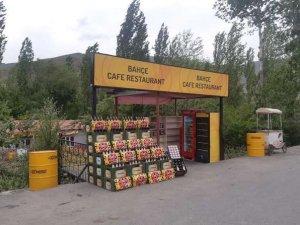 Bahçe Cafe Restaurant bizleri bekliyor