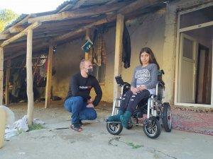 Gençlik derneği engellileri sevindirdi