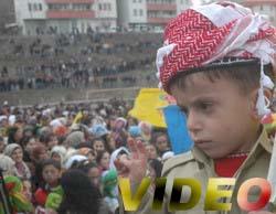 HAKKARİ'DE 8 MART ETKİNLİKLERİ(video)