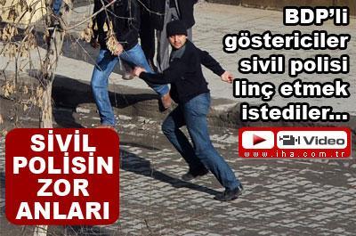 GEVERDE BİR POLİSİN ZOR ANLARI