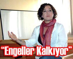 ENGELLER KALKIYOR PROJESİ TANITILDI