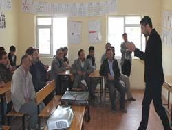 ASP'den bilgilendirme eğitimi