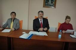 İL GENEL MECLİSİ TOPLANTISI YAPILDI