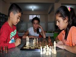 Hakkari'de açılan gençlik merkezine ilgi