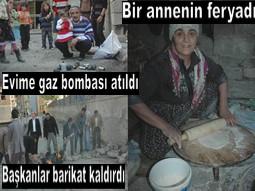 BAŞKANLAR BARİKATLARI KALDIRDI