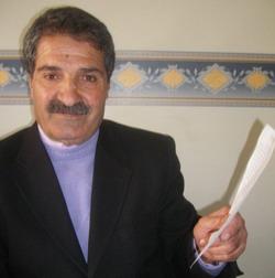 ŞAİR'DEN VALİ'YE TEŞEKKÜR