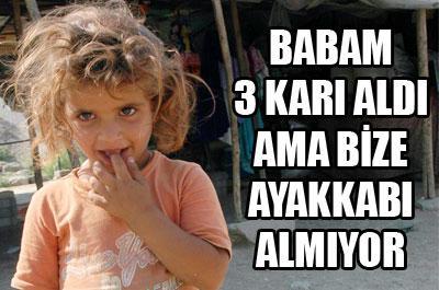 POLİS ABİ BABAMIN 3 KARISI VAR AMA?..