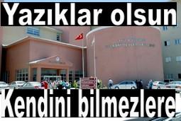 HASTANE TUVALETLERİ GECE KAPANACAK