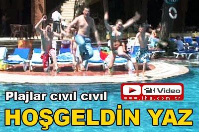 HOŞGELDİN YAZ...