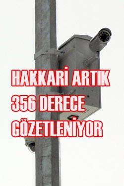 365 DERECE GÖZETLENİYORUZ