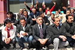 DTP TUTUKLAMALARI PROTESTO ETTİ