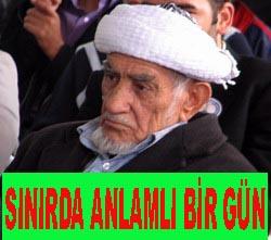 ÇUKURCA'DA ANLAMLI BİR GÜN..