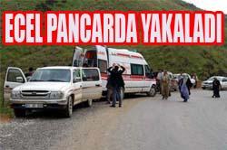 PANCAR YOLUNDA ÖLDÜ