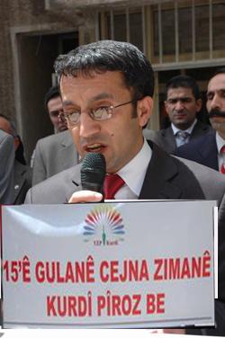 """15 MAYIS KÜRT DİLİ BAYRAMI"""