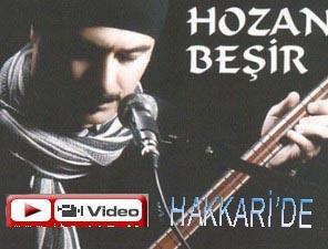 HOZAN BEŞİR HAKKARİ DE