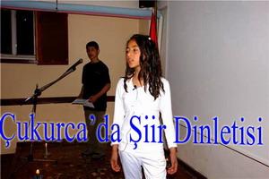 SINIR'DA ŞİİR DİNLETİSİ