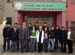 HAKKARİ'Lİ GENÇLER AB YOLUNDA