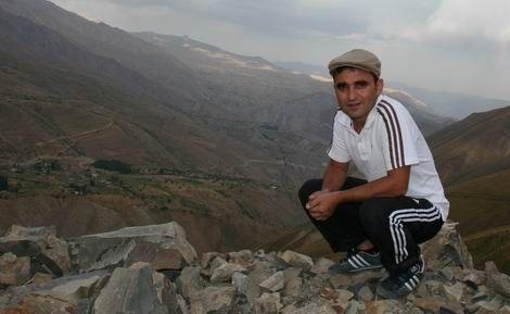 Komediyen Hamdi Hakkari'de