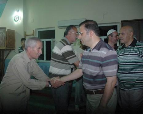 Hakkari'de Kadir Gecesi'nde mevlit okutuldu