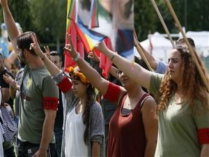 Gençler 18. Mazlum Doğan Festivali'ne buluştu
