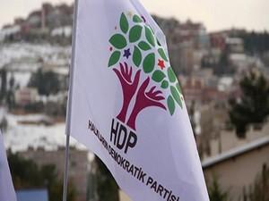 HDP'de başvuru süresi 7 Eylül'e uzatıldı