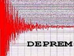 Hakkari'de 4.1 şiddetinde deprem