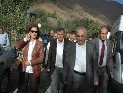 Genel Başkanlar Geçitli'de
