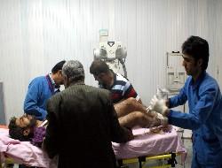 Şemdinli'de trafik kazası 3 yaralı