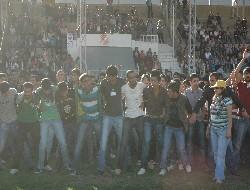 Hakkari'de gençlik ve barış konseri