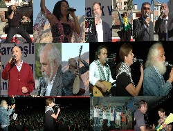 İşte Hakkari'deki dev konser