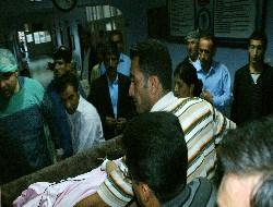 Düğün dönüşü kazı 1 ölü 8 yaralı